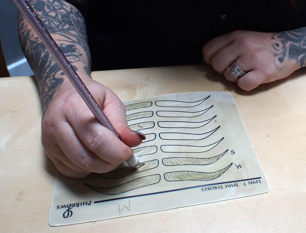 bend oregon microblading training